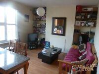 (N4)((Finsbury Park)) 1 Double Bedroom Period Conversion ((Wood Floors))