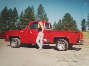 1975 GMC Stepside Pickup looking for my dads old truck