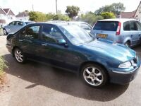 Rover 45 1.8 Spirit S 4dr Saloon 2003 (03 reg) miles p/x welcome