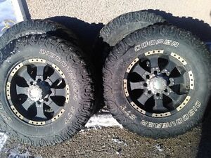 F-350 18 inch Aftermarket Rims & Tires