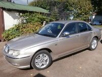 DIESEL AUTOMATIC Rover 75 2.0 CDT Club 4dr Saloon £1295 92865 miles