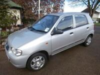 Suzuki Alto 1.1 GL 2006 5Dr Hatch IDEAL 1st TIME CAR
