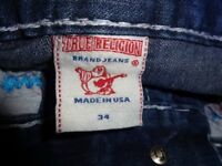 True Religion Navy Jeans