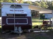2006 Lotus Escape Caravan Nelson Bay Port Stephens Area Preview