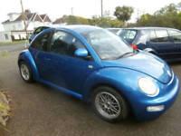 Volkswagen Beetle 2.0 2001