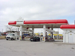 GAS STATION WITH CSTORE FOR SALE AROUND GREATER TORONTO AREA