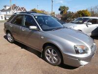 Subaru Impreza 2.0 GX 5dr Hatchback 2005 54 Reg p/x welcome