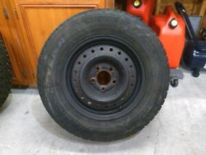 Winter Tires and rims Regina Regina Area image 2