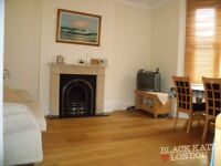 Stunning one bedroom flat in amazing period conversion on quiet tree lined street
