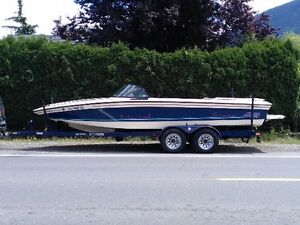 22' Supra Open Bow Wakeboard/Ski/Surf Towboat - $14625 (Yarrow)