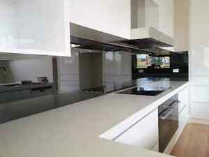 Mirror splashback and shower screens Chatswood West Willoughby Area Preview