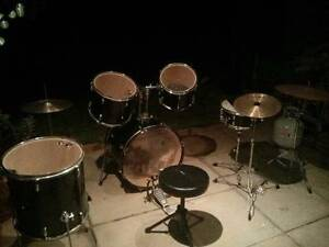 drum kit for beginners Greenwood Joondalup Area Preview