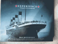 THE TITANIC EXPERIENCE: THE LEGEND OF THE UNSINKABLE SHIP.