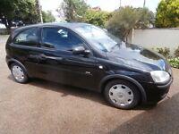 Vauxhall Corsa 1.0 i Life 3dr Hatchback 2005 05 Reg £1395