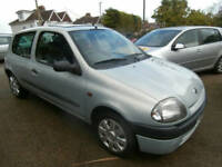 Renault Clio 1.2 Grande 2001 Small Hatchback ideal 1st car Pex Welcome