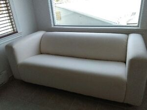 IKEA couch with removable cover