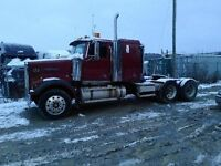 Parting out 1999 western star