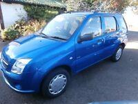 Suzuki Ignis 1.3 VVT GL 5dr Hatchback 2006 56 Reg £1,495 62k