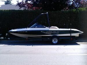 22' Gekko Open Bow Wakeboard/Ski Towboat - $14999 (Yarrow)