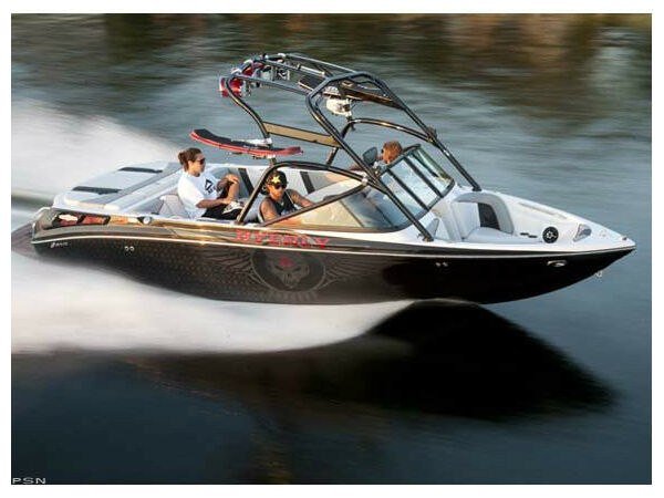 Used 2010 Nautique NAUTIQUE SUPER AIR 210 BYERLY ICON EDITION: PREMIU