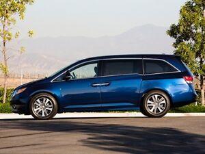 2015 Honda Odyssey Touring w/RES & Navi Minivan, Van