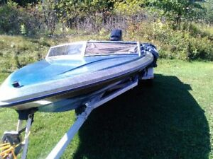 18' Panther ski boat for sale!