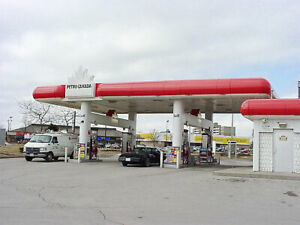 High volume Branded Gas Station For Sale