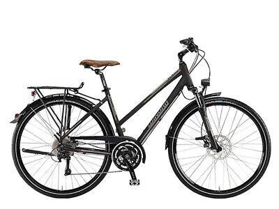 ehemaliger UVP 1299 € Winora Jamaica 6.3 Alu Trekkingrad Damen 2013 schwarz