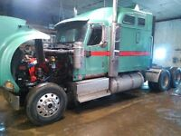 Parting out 2002 International 9900I
