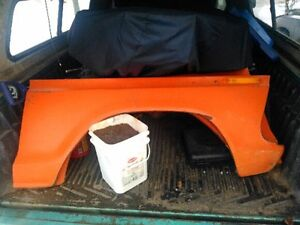 Fenders  for a 1970 to 79 ford half ton