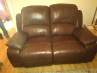 3 Seater and 2 Seater Recliner Sofas