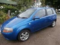 Chevrolet Kalos 1.4 SX 5 Door Family Hatchback