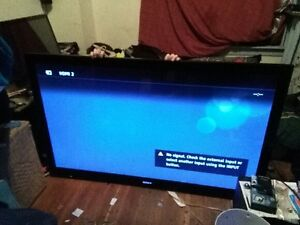 Sony Bravia 60 inch flat screen