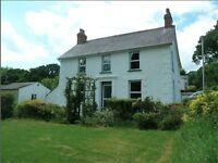 Ty Gwyn, Cwm Cou, Newcastle Emlyn, Ceredigion, Beautiful 3 Acre, 3 Bedroom Smallholding