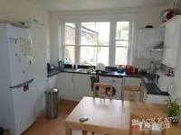 Fantastic split level 4 double bedroom flat above shops on Kentish Town High Street