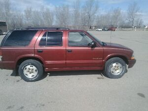 1999 Chevrolet Trailblazer Leather SUV, Crossover