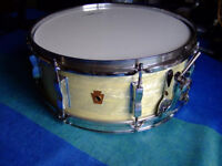 SNARE DRUM. LUDWIG WFL BUDDY RICH SNARE DRUM