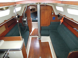 10% share in 30' sailboat Co-op North Shore Greater Vancouver Area image 4
