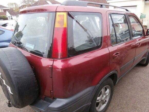 Automatic Suv Honda Cr V I Es Station Wagon Suv R Reg