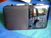LOGITECH SQUEEZEBOX RADIO BLACK.