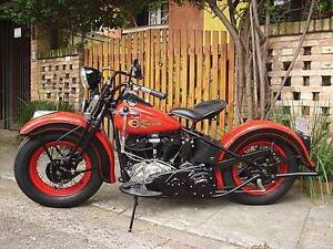 Looking to buy a old Harley or Indian