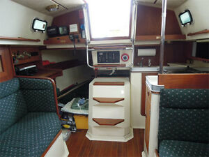 10% share in 30' sailboat Co-op North Shore Greater Vancouver Area image 5