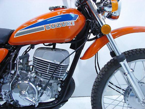 Suzuki ts400 early 70s wanted