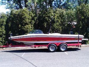 20' Supra Wakeboard / Ski Towboat - $13,125 (Yarrow)