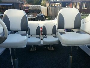 2014 trailer, mid 80's searay, all registered and working Quakers Hill Blacktown Area Preview
