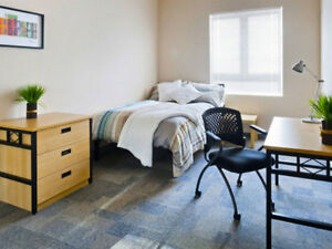 looking to sublet my room for a month in August
