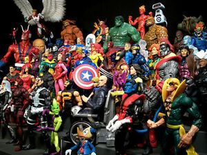 Marvel Legends n More NECA DC SELECT  Sale 100+ New Figures