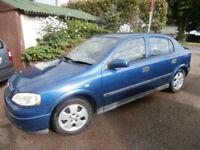 Vauxhall/Opel Astra 1.8i 16v Elegance 2003 Reg