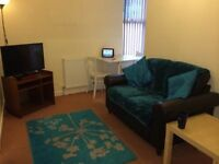 1 bed flat in Salford. Bills included option avalible