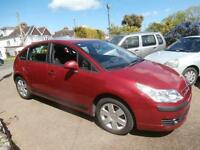 Citroen C4 1.6HDi 16v ( 92hp ) SX A great family Hatchback with low Running cost
